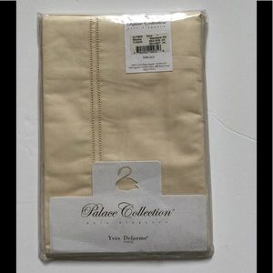 YVES DELORME PALACE COLLECTION | STD SHAMS. 2. NEW